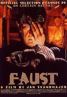 1994 Czech film directed by Jan Švankmajer