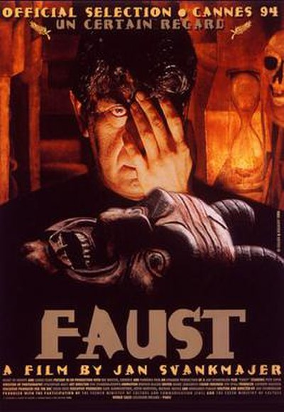 Picture of a movie: Faust