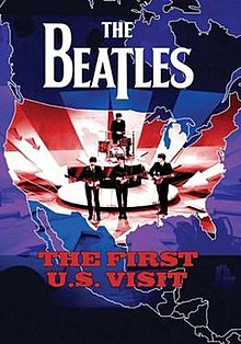 The Beatles Polska: W Stanach ukazuje się DVD - The First U.S. Visit