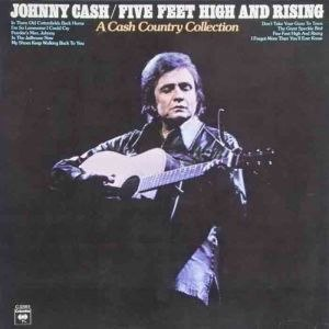Five Feet High and Rising - Image: Five Feet High and Rising (Cash album)