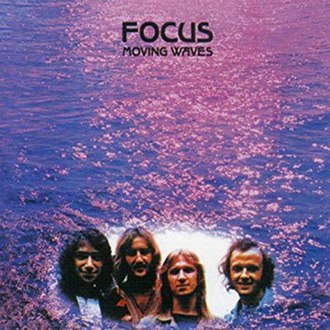 Focus II - Image: Focus Moving Waves cover