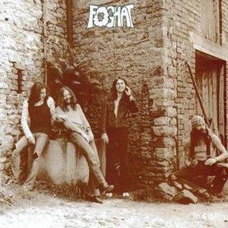 Foghat (1972 album) - Image: Foghat 1972