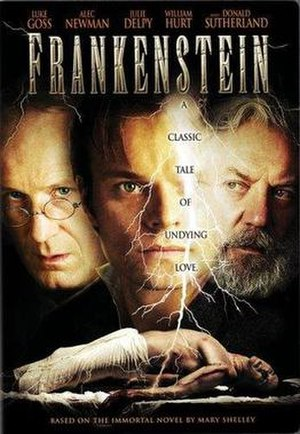 Frankenstein (miniseries) - Image: Frankenstein (miniseries)