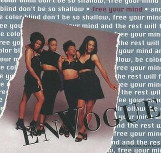 En Vogue — Free Your Mind (studio acapella)