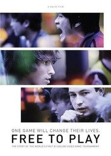 <i>Free to Play</i> (film) 2014 documentary film