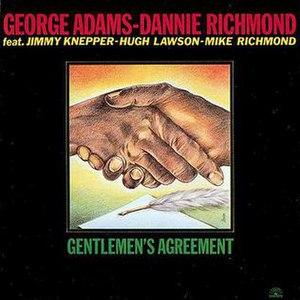 Gentleman's Agreement (album) - Image: Gentleman's Agreement (album)