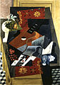 Gino Severini, 1919, Nature morte à la guitare, Private collection.jpg