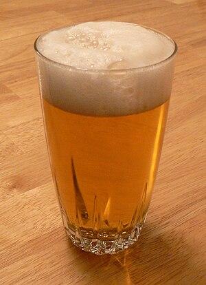 Glass of beer MONGO