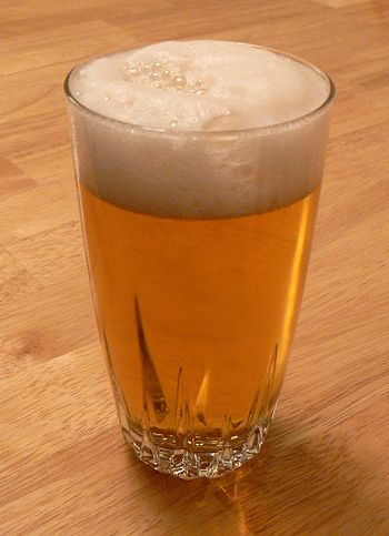 Glass of beer MONGO