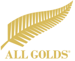 Gloucestershire All Golds - Image: Gloucestershire All Golds logo