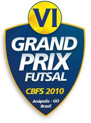 2010 Grand Prix de Futsal - Image: Grandprix 2010