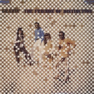 Grazin' - Image: Grazin' The Friends of Distinction album