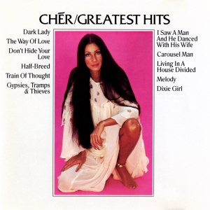 Greatest Hits (Cher album) - Image: Greatest Hits (Cher album) 1990 CD release