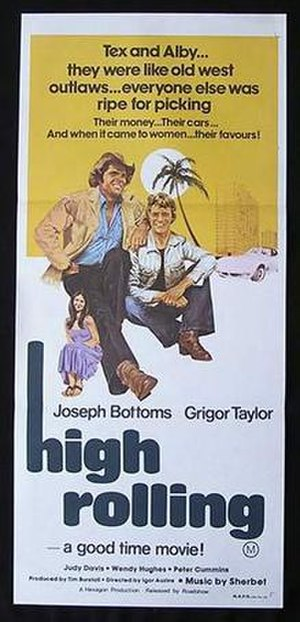 High Rolling - Promotional poster