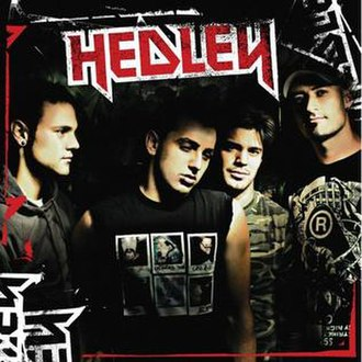 Hedley (album) - Image: Hedley cover 2