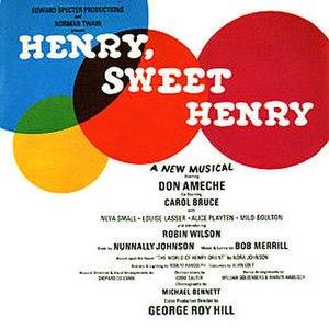 Henry, Sweet Henry - Original Recording