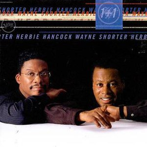 1+1 (Herbie Hancock and Wayne Shorter album) - Image: Herbie Hancock 1+1