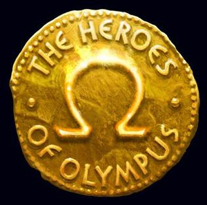 The Heroes of Olympus - The logo for The Heroes of Olympus series