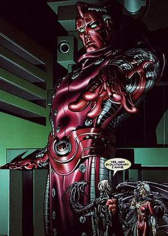 High Evolutionary - Image: High Evo Anni Conquest
