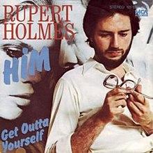 Him (Rupert Holmes song) - Wikipedia Rupert Holmes