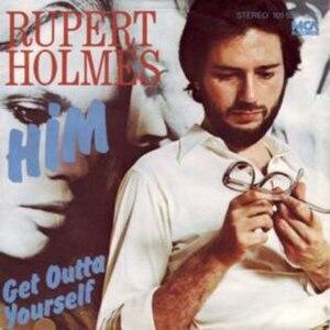 Him (Rupert Holmes song) - Image: Him Rupert Holmes