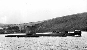 HMS Orpheus (S11) - Image: Hms orpheus s 11
