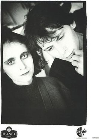 Honey Tongue - Promotional photo from 1992