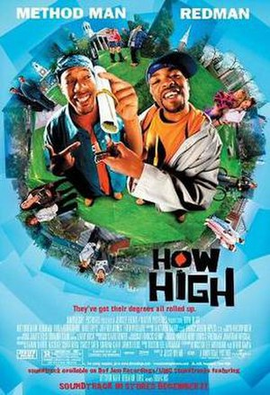 How High - Promotional poster