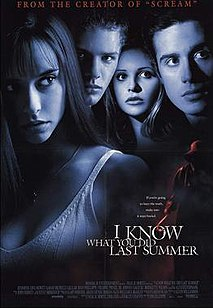 <i>I Know What You Did Last Summer</i> 1997 American slasher film directed by Jim Gillespie