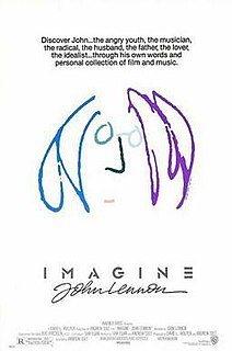 <i>Imagine: John Lennon</i> 1988 British film