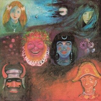 In the Wake of Poseidon - Image: In the Wake of Poseidon Original Album Cover