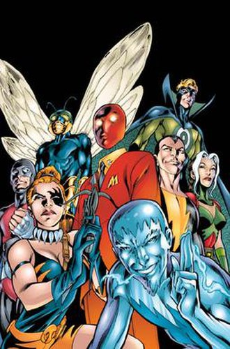 Injustice Society - Johnny Sorrow's team. Art by Alan Davis.