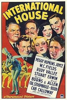 <i>International House</i> (1933 film) 1933 film
