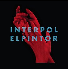 Interpol - El Pintor cover artjpg