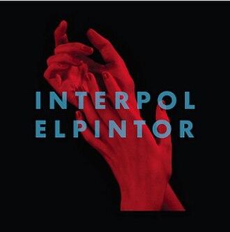 El Pintor - Image: Interpol El Pintor cover art