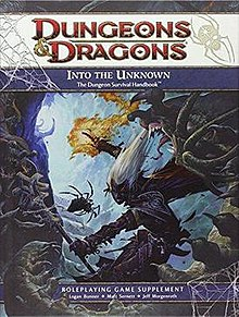 Into the Unknown: The Dungeon Survival Handbook - Wikipedia