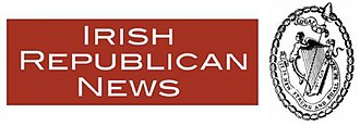 Republican News - Image: Irish Republican News logo