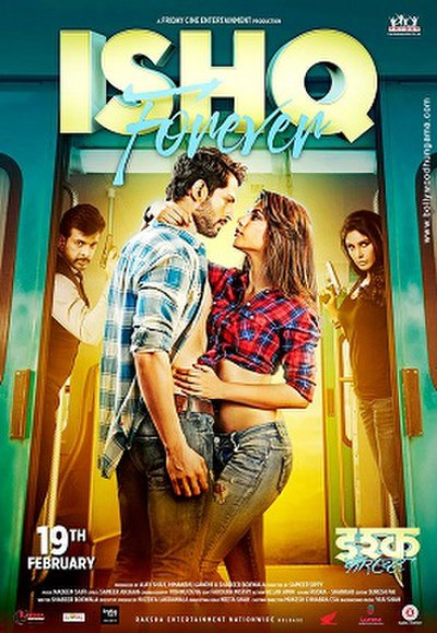 Picture of a movie: Ishq Forever
