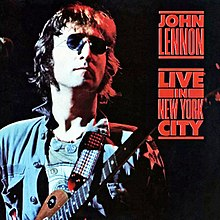 Live Album By John Lennon
