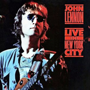Live in New York City (John Lennon album) - Image: JL Liveinnewyorkcity