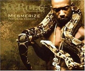 Mesmerize (song) - Image: Ja Rule Mesmerize