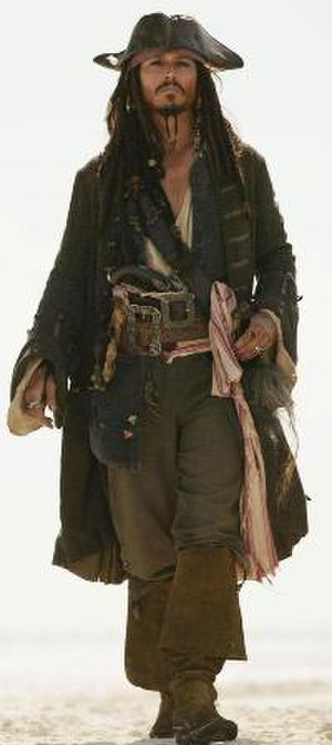 Jack Sparrow - Image: Jack Sparrow In Pirates of the Caribbean At World's End