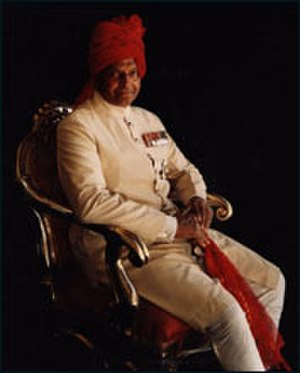 Bhawani Singh - Image: Jaipur rulers 2