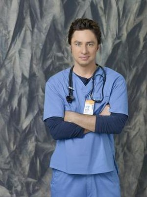 J.D. (Scrubs) - Image: Jd season 9