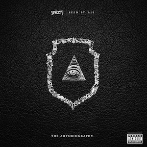 Seen It All: The Autobiography - Image: Jeezy Seen It Allalbum