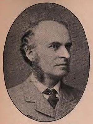 John Ellis (Liberal politician) - Ellis in 1895.