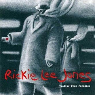 Traffic from Paradise - Image: Jones traffic