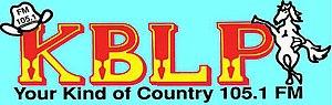 KBLP - Image: KBLP logo