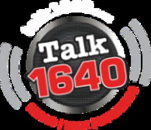 KDZR - Image: KDZR Talk 1640 logo