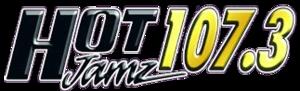 KISX - Image: KISX Hot Jamz 107.3 logo